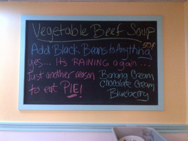 Black Bean Option