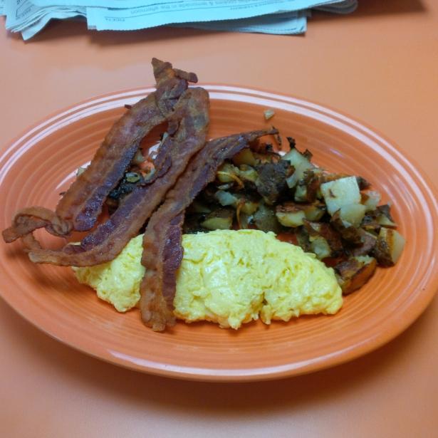 Philip's Breakfast