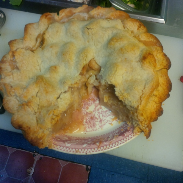 Home Baked Apple Pie
