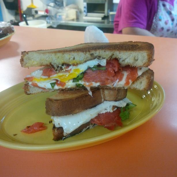 Brian's Breakfast Sandwich