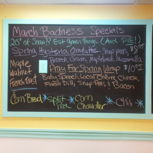 March Badness Specials
